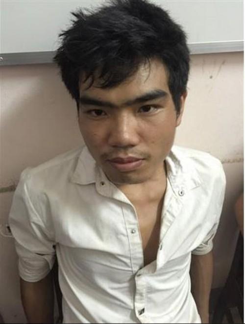 Công bố ảnh nghi phạm chém chết 4 người ở Nghệ An - ảnh 2