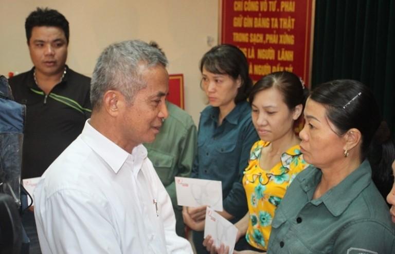 Chủ tịch nước Trương Tấn Sang: 'Không để dân bị đói trong mưa lũ' - ảnh 2