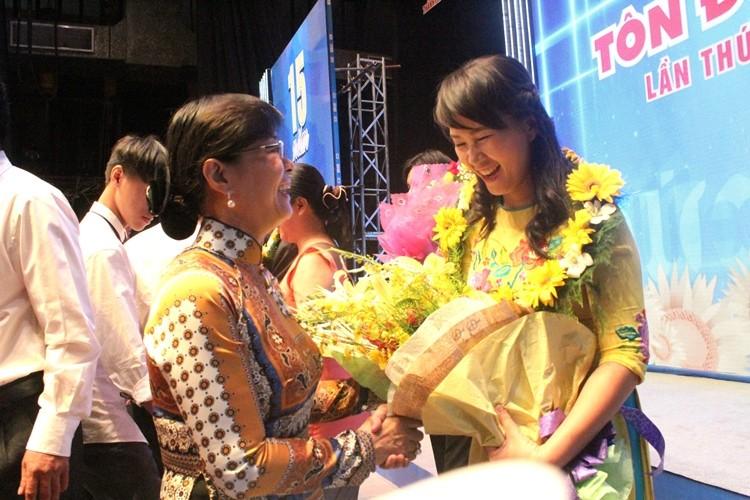 Vinh danh các công nhân đoạt giải thưởng Tôn Đức Thắng - ảnh 3