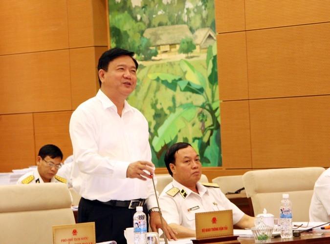 Tiếp tục đề xuất thành lập 'Chính quyền cảng biển' - ảnh 1