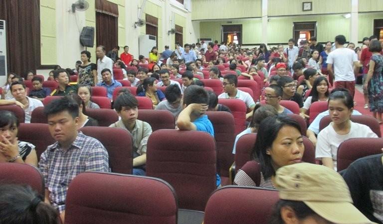 Xét tuyển bổ sung: Bộ GDĐT cam kết giảm tốn kém cho xã hội - ảnh 1
