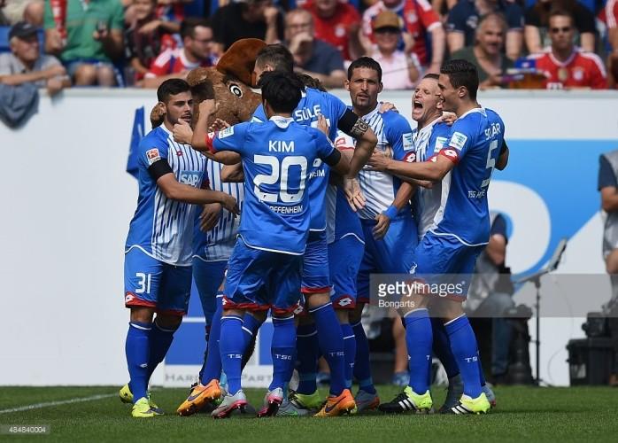 Hoffenheim-Bayern: 'Thoát chết' trong gang tấc - ảnh 1