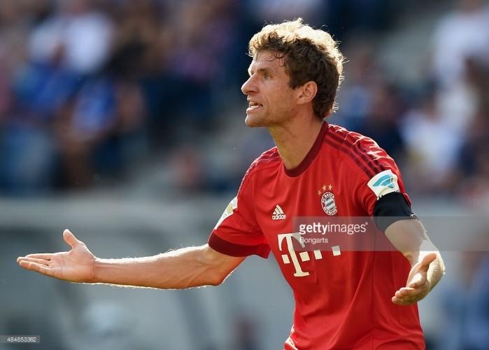 Hoffenheim-Bayern: 'Thoát chết' trong gang tấc - ảnh 2