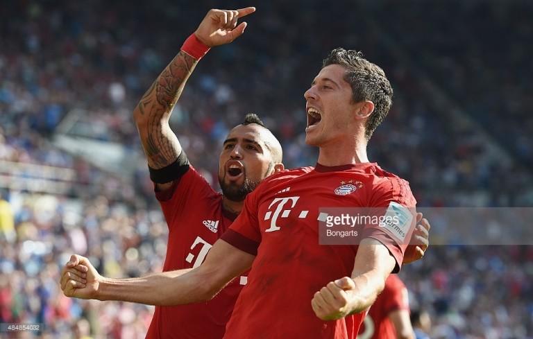 Hoffenheim-Bayern: 'Thoát chết' trong gang tấc - ảnh 3