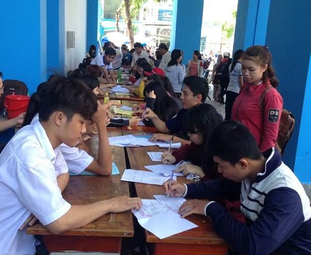 Thêm nhiều trường ĐH phía Nam công bố điểm chuẩn - ảnh 1