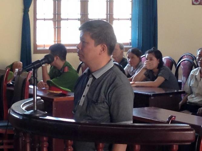 Vụ cháy chợ Phố Hiến: Cựu Phó ban quản lý chợ lãnh 7 năm tù - ảnh 1