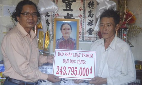 Nhà báo Nguyên Vẹn - trưởng VPĐD Báo Pháp Luật TPHCM đột ngột qua đời - ảnh 2