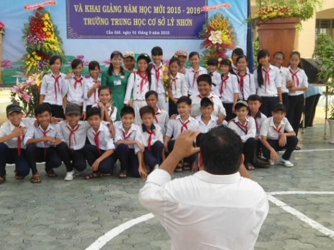Xã nông thôn mới đầu tiên của Cần Giờ khánh thành trường học  - ảnh 7