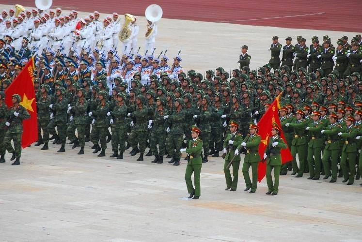 Mới: Chế độ BHYT đối với lực lượng quân đội và công an nhân dân - ảnh 1