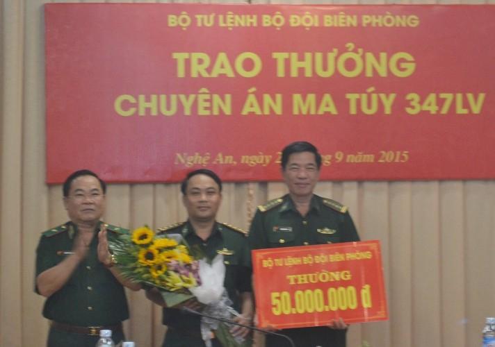 Triệt phá đường dây ma túy lớn từ Lào vào Việt Nam - ảnh 1