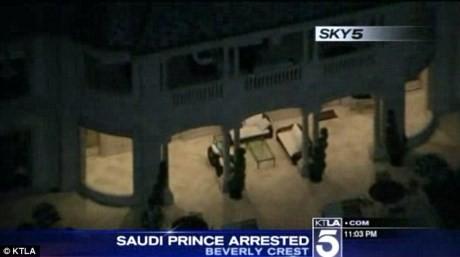 Hoàng tử Saudi Arabia bị bắt tại Mỹ do nghi phạm tội tình dục - ảnh 2