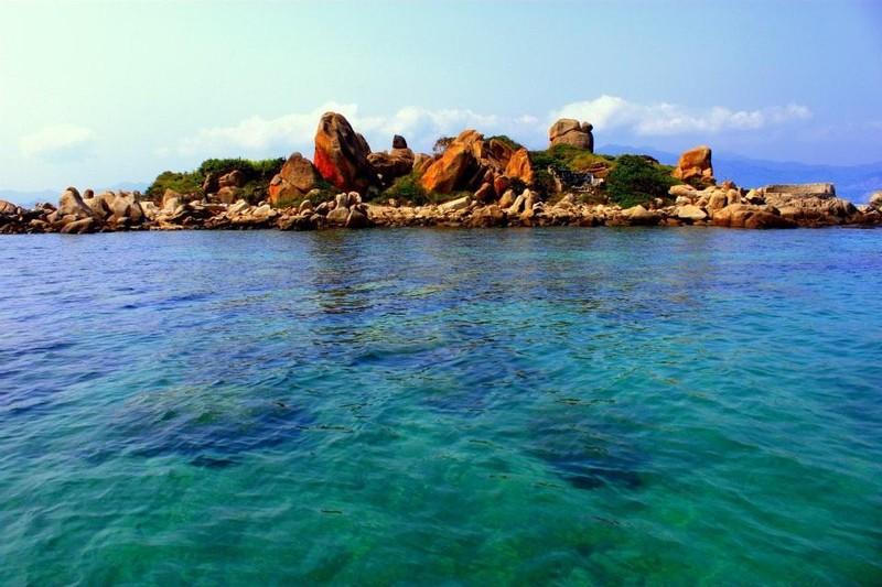 Đảo Bình Ba không được phát triển du lịch - ảnh 1