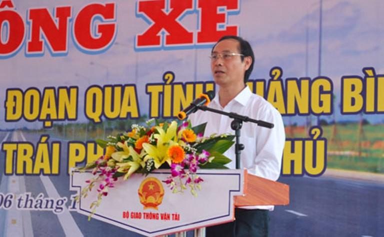 Chính thức thông xe quốc lộ 1A đoạn qua tỉnh Quảng Bình. - ảnh 2