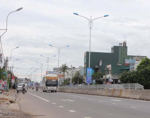 Khánh thành thông xe công trình mở rộng quốc lộ 1A qua Quảng Ngãi   - ảnh 3