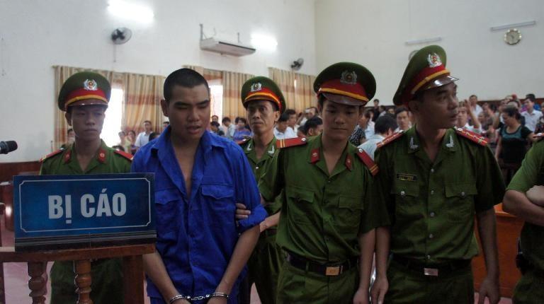 Kẻ thảm sát 4 người ở Nghệ An kháng cáo xin… tù chung thân - ảnh 1