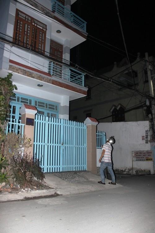 Thanh niên bị trói, miệng dán băng keo chết trong căn nhà 3 tầng - ảnh 1
