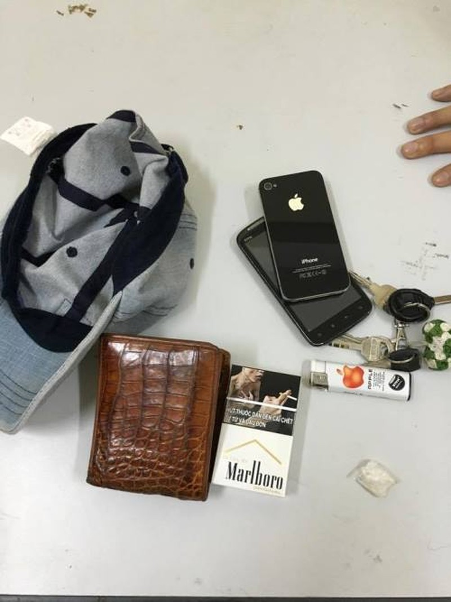 Lại giấu ma túy trong… chỗ hiểm - ảnh 1