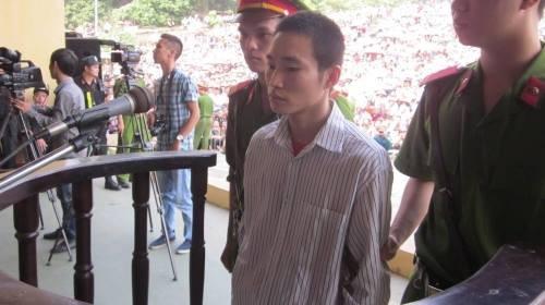 Bị cáo giết 4 người ở Yên Bái lãnh án tử hình - ảnh 6