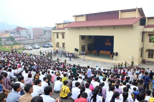 Bị cáo giết 4 người ở Yên Bái lãnh án tử hình - ảnh 5