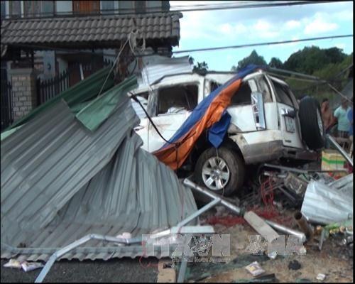 Tai nạn kinh hoàng trên QL14, bảy người thương vong - ảnh 2