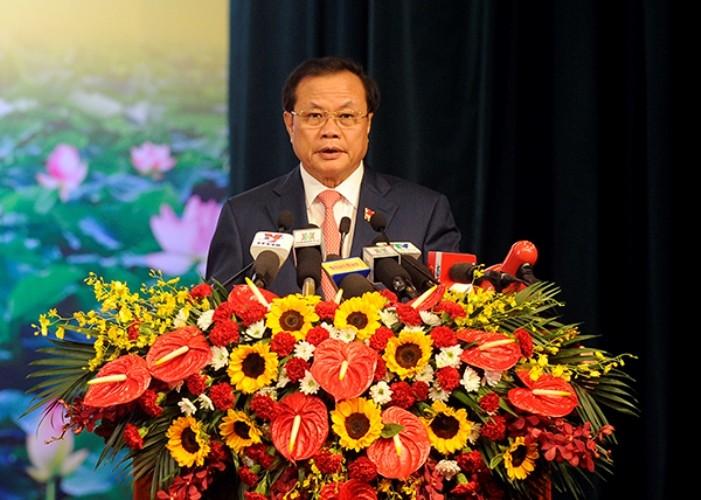 Khai mạc Đại hội Đảng bộ Hà Nội: Chọn người có tư duy đổi mới - ảnh 2