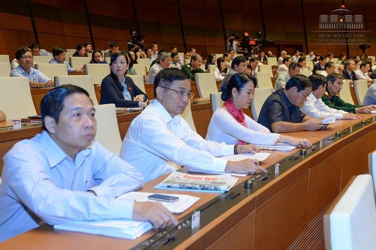 Luật TTHC sửa đổi: Tòa tỉnh sẽ xử chủ tịch huyện - ảnh 1