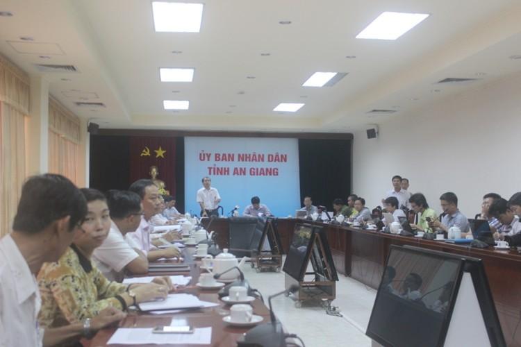 Sở TT&TT tỉnh An Giang xin lỗi cô giáo Trang vì 'sự việc không đáng có' - ảnh 1