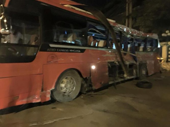 Tai nạn liên hoàn, 1 người chết, 6 người bị thương nặng - ảnh 3