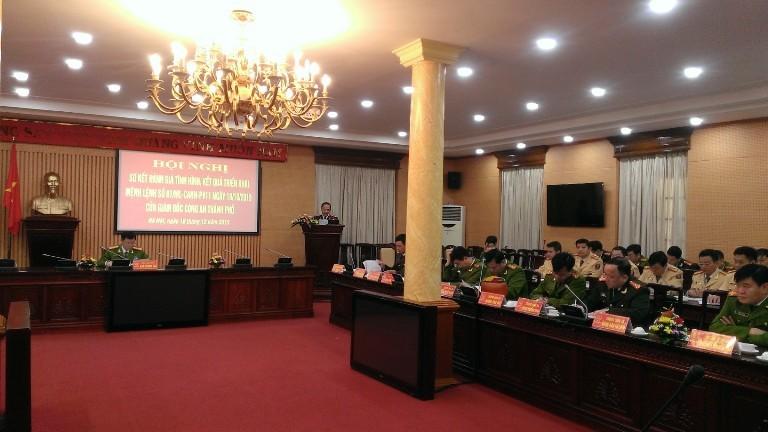 Hà Nội: Thực hiện 'Mệnh lệnh số 01', xử phạt hành chính hơn 13 tỉ đồng - ảnh 1