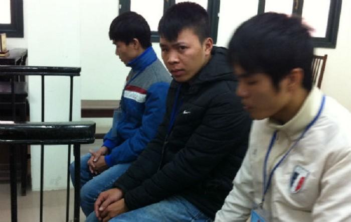 Ba thanh niên 'cháu ông chú Viettel' lãnh 54 tháng tù - ảnh 1