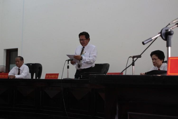 Vụ chai nước có ruồi: Tòa tuyên phạt bị cáo Minh 7 năm tù giam - ảnh 4