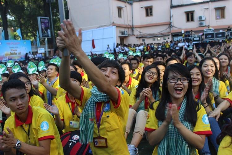 Hơn 31.000 sinh viên tham gia Xuân tình nguyện - ảnh 2