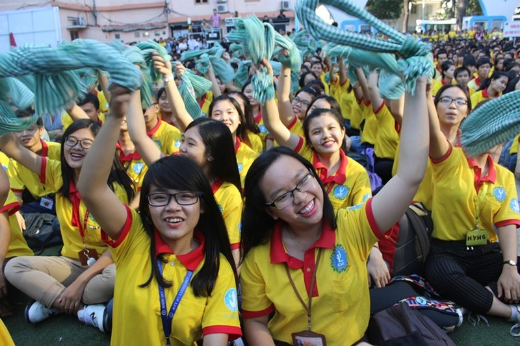 Hơn 31.000 sinh viên tham gia Xuân tình nguyện - ảnh 1