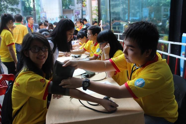 Hơn 31.000 sinh viên tham gia Xuân tình nguyện - ảnh 3