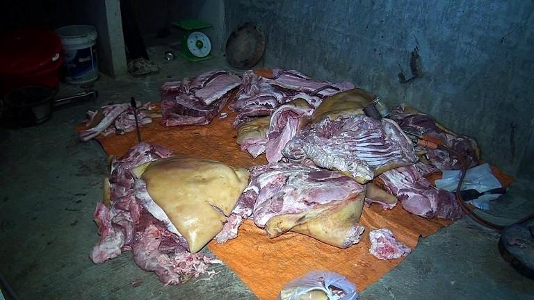 Heo nái bẩn thành thịt lợn rừng vào… quán nhậu  - ảnh 3