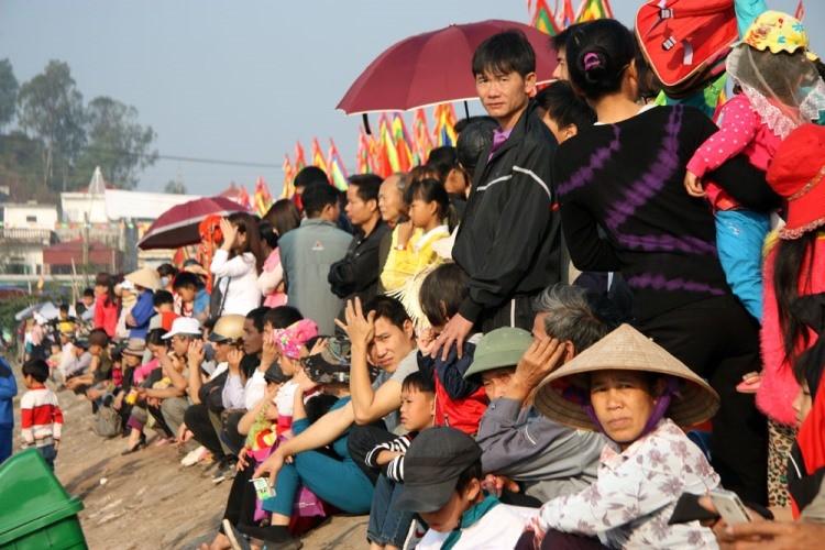 Khai hội 'Vua' xuống ruộng làm lễ Tịch điền - ảnh 17