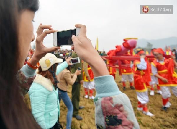 Lễ hội rước của quý độc nhất vô nhị ở Lạng Sơn - Ảnh 13.