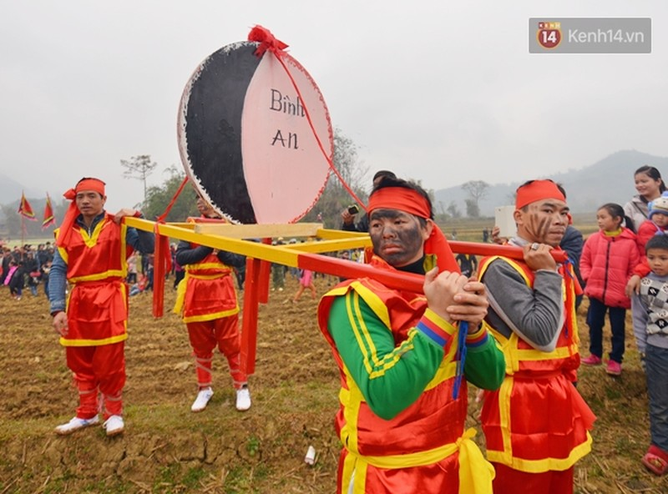 Lễ hội rước của quý độc nhất vô nhị ở Lạng Sơn - Ảnh 3.