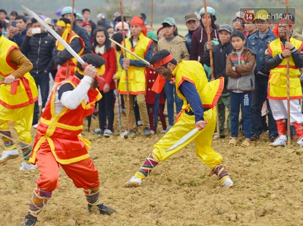 Lễ hội rước của quý độc nhất vô nhị ở Lạng Sơn - Ảnh 7.