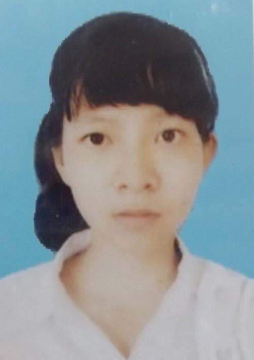 Nữ sinh lớp 9 bị mất tích khi đi học - ảnh 1