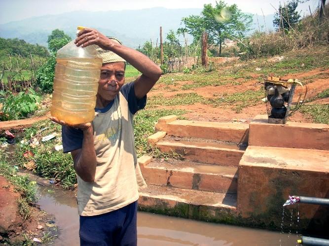 Gia Lai hạn hán gay gắt, thiếu nước trầm trọng - ảnh 3