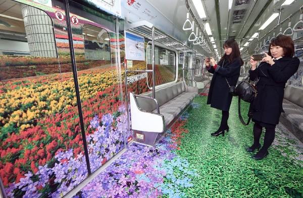 Những chuyến tàu điện có một không hai ở Seoul - Ảnh 5.