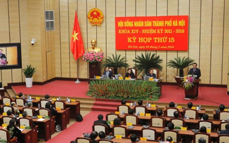 Hà Nội: Chính thức có 3 phó chủ tịch mới - ảnh 1