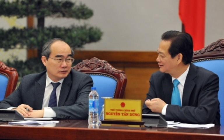 Thủ tướng Nguyễn Tấn Dũng: Cần nghiêm túc nhìn nhận hạn chế trước dân - ảnh 1