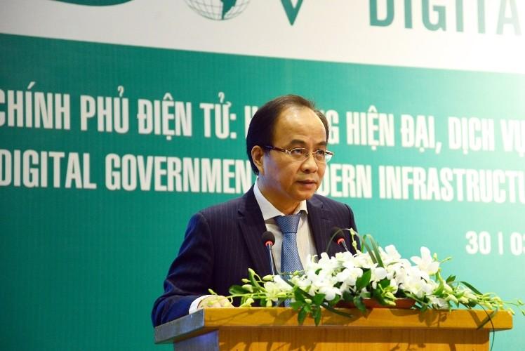 'Việt Nam chưa có Chính phủ điện tử' - ảnh 2
