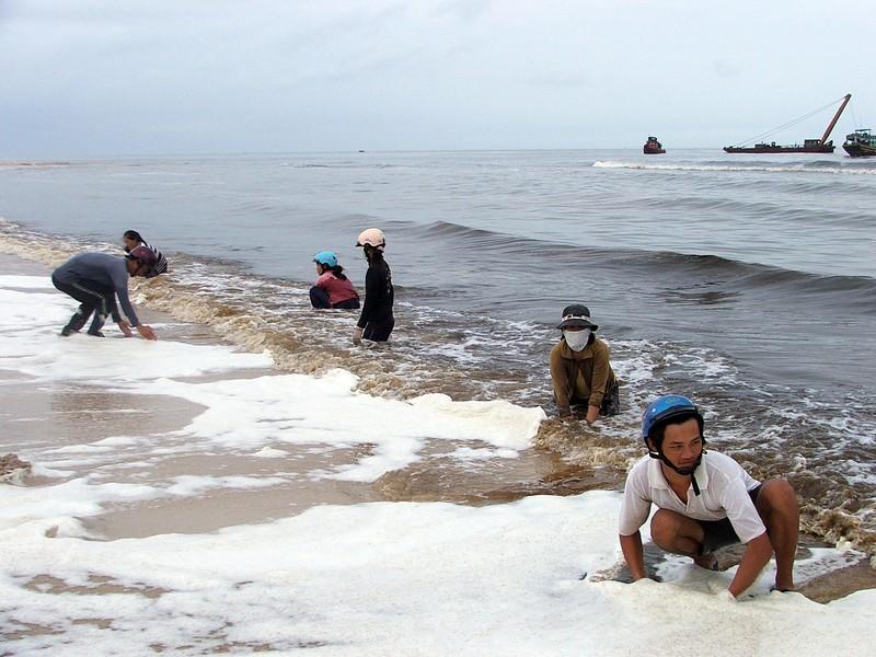 Thủy triều đỏ đã tấn công bờ biển Bình Thuận như thế nào? - ảnh 3