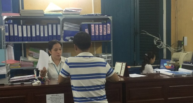 Hướng dẫn khởi kiện án ly hôn và dân sự theo quy trình một cửa - ảnh 1