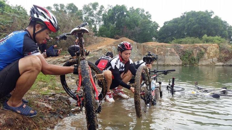 Đua xe đạp địa hình: Kết nối những đam mê mạo hiểm - ảnh 3