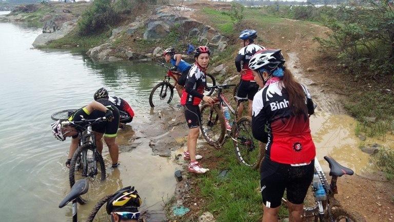 Đua xe đạp địa hình: Kết nối những đam mê mạo hiểm - ảnh 4