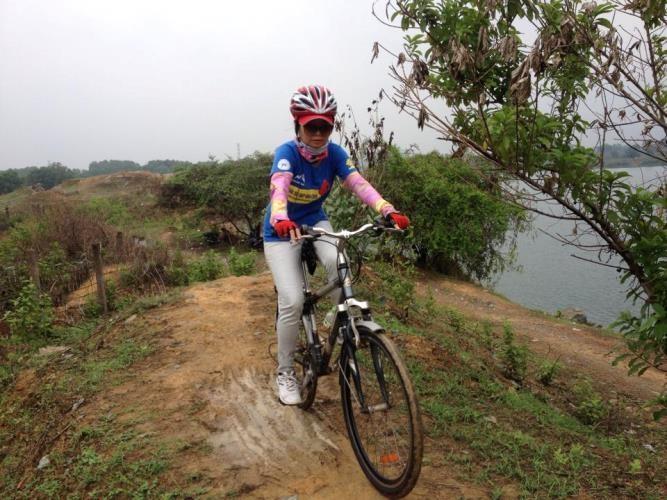 Đua xe đạp địa hình: Kết nối những đam mê mạo hiểm - ảnh 6
